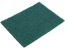 Skurnylon grön 10st/fp