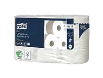Toalettpapper Tork Premium mjukt T4 42 rullar/bal