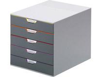 Förvaringsbox Variocolor 5 lådor