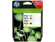 Bläck HP 903XL CMYK 4-färg