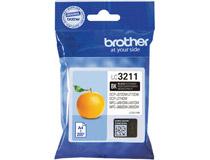 Bläck Brother LC3211BK 200 sidor svart