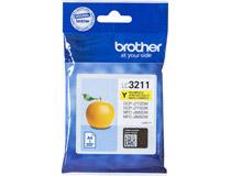 Bläck Brother LC3211Y 200 sidor gul