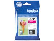 Bläck Brother LC3213M 400 sidor magenta