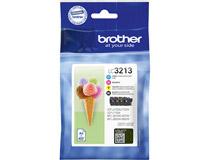 Bläck Brother LC3213 CMYK 4st/fp
