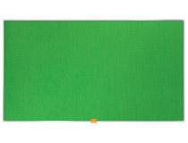 "Anslagstavla Nobo Widescreen filt 40"" grön"