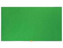 "Anslagstavla Nobo Widescreen filt 55"" grön"