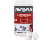 Rengöringstablett Spraywash Cleaningtab 1 14st/fp