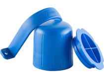 Tabletthållare Spraywash blå