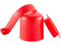 Tabletthållare Spraywash röd
