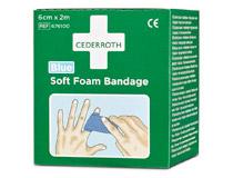 Bandage Soft Foam Bandage Blue