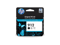 Bläck HP 912 3YL80AE 300 sidor svart