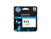 Bläck HP 912 3YL79AE 315 sidor gul