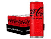 Coca-Cola Zero burk 20x33cl