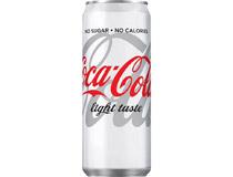 Coca-Cola Light burk 20x33cl