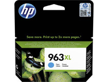 Bläck HP 963XL 3JA27AE 1,6k cyan