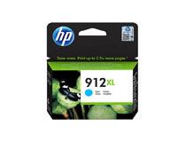 Bläck HP 912XL 3YL81AE 825 sidor cyan