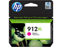 Bläck HP 912XL 3YL82AE 825 sidor magenta