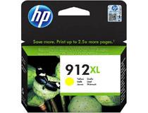 Bläck HP 912XL 3YL83AE 825 sidor gul