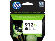 Bläck HP 912XL 3YL84AE 825 sidor svart