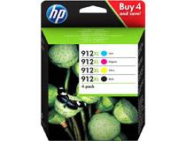 Bläck HP 912XL 3YP34AE CMYK 4-färger