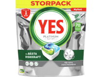 Diskmedel Yes Platinum 74st/fp