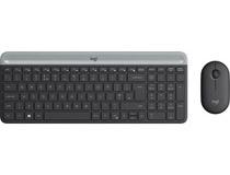 Desktop Logitech MK470 svart