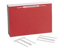 Pappersbindare Snäpp-Clips 70mm 50st/fp