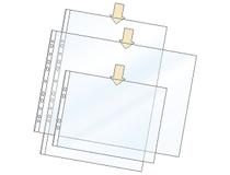 Plastficka Bantex CS A3 0,12 25st/fp