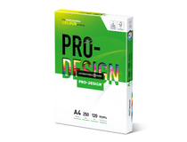 Papper Pro Design A4 120g 250st/paket