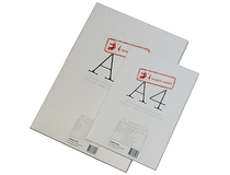 Allvädersfilm Graphic Supply 125mic A4 vit 100st/fp