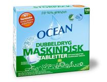 Diskmedel Ocean tabletter 100st/fp