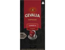 Kaffekapsel Gevalia Lungo 6 Classico 10st/fp