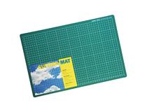 Skärunderlägg 62x45cm grön