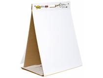 Blädderblock bordsmodell Post-it 51x58cm olinjerat