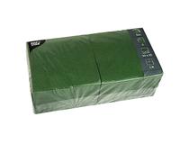 Servett 33x33 3-lag grön 250st/fp