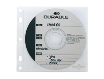 CD/DVD-fickor 140x127 10st/fp