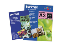 Fotopapper Brother A4 matt 25st/fp