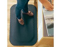 Ståmatta Yoga Fashion Nitril 145x57cm svart