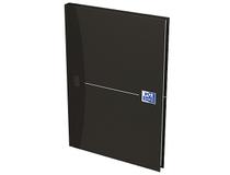 Anteckningsbok Oxford Office Smart Black A4 linjerad