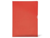 Mapp A4 PP 0,12 röd 10st/fp