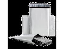 Postpåse 250x350mm vit 100st/fp