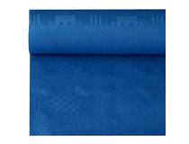Dukrulle Damast 1,2x8m mörkblå