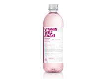 Vitamin Well Awake PET 50cl 12st/fp