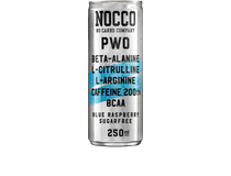 Nocco PWO Blue Raspberry 250ml 24st/fp