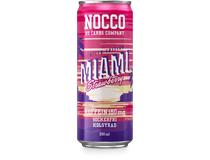 Nocco BCAA Miami Strawberry 330ml 24st/fp