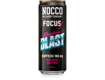 Nocco Focus Raspberry Blast 330ml 24st/fp