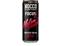 Nocco Focus Melon 330ml 24st/fp