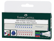 WB-penna Faber-Castell 1586 3mm 4-pack