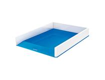 Brevkorg Leitz WOW tvåfärgad blå