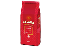 Kaffe Gevalia Golden Roast hela bönor 1000g